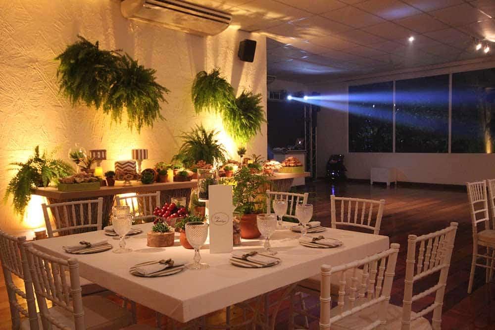 Novo Salão Lounge da Spazio Itanhangá
