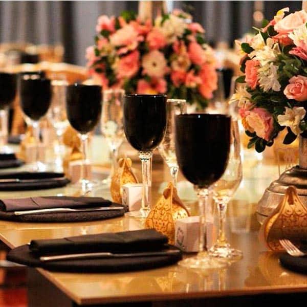 O que Servir em um Buffet para Casamento