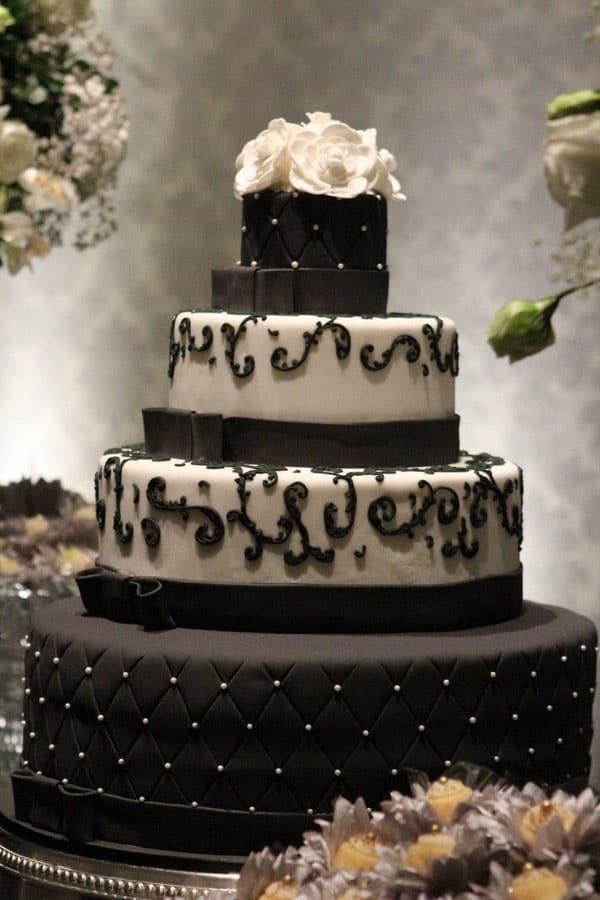 Conheça as principais tendências para bolo de casamento