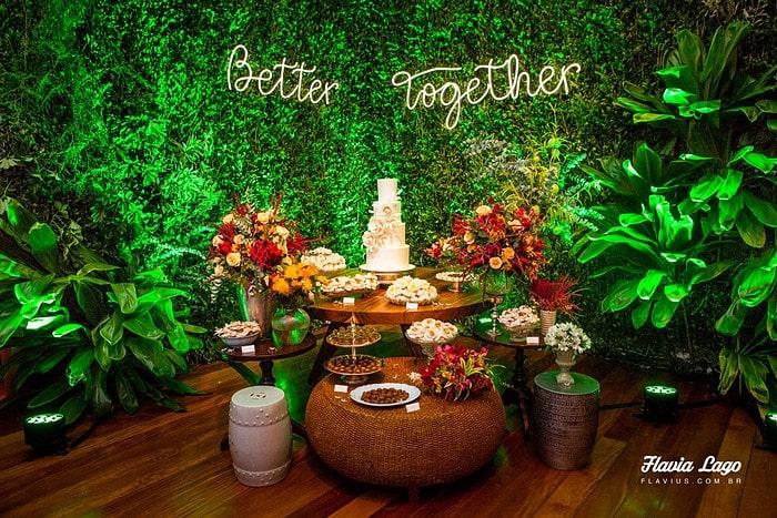 Festa de Casamento Industrial