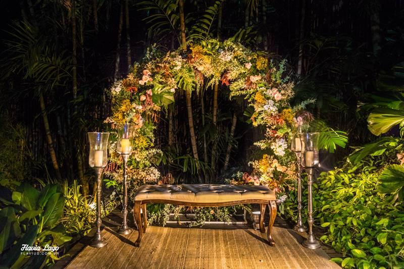 Backdrops | Tendências casamentos em 2020