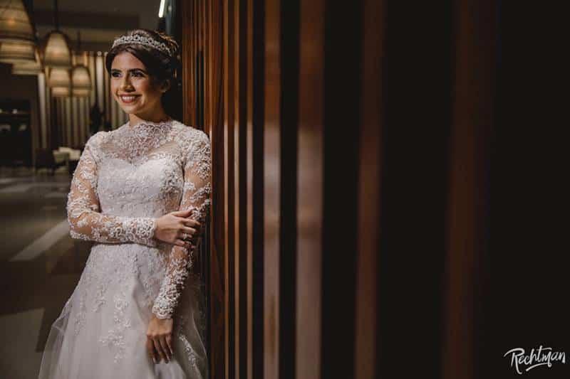 A Noiva | Festa de Casamento | Karine e Thales